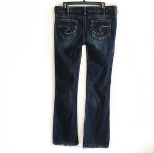 """Silver Jeans Frances 18"""" 32 x 35"""